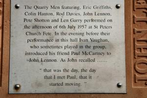 "John & Paul: ""It was Fete"""