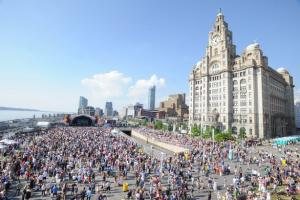 Here There & Everywhere – Pier Head
