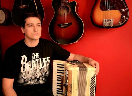 Beatles on Accordion with Diego Dias