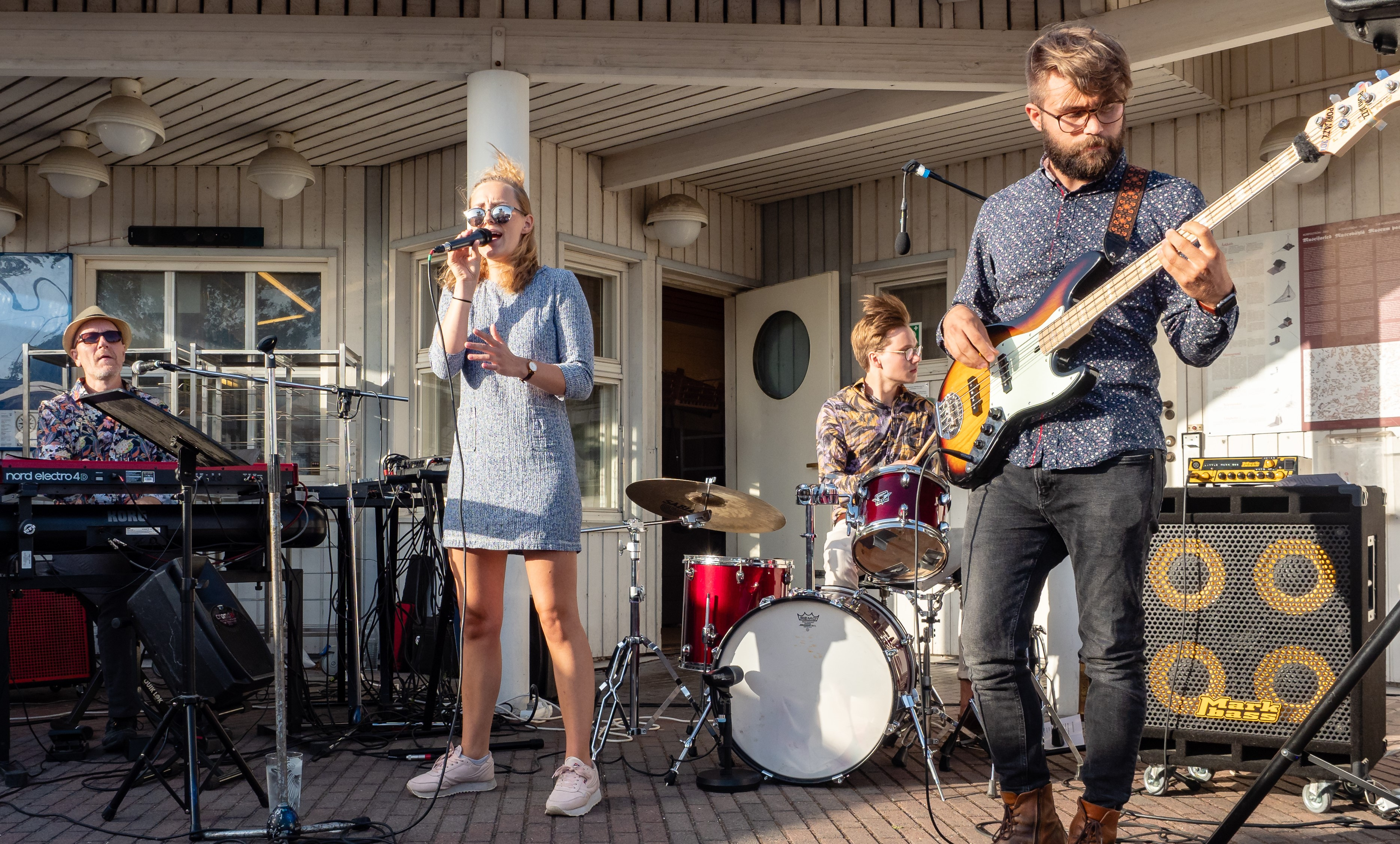She's Leaving Home (Finland) - International Beatle Week