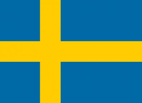 Bluebirds Over Sweden (Sweden)